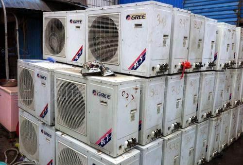哈尔滨空调回收 哈尔滨中央空调回收 宾馆医院空调回收