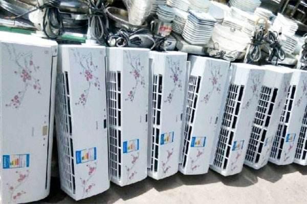 哈尔滨中央空调回收 回收二手挂机空调 风管机空调回收